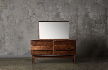 Curvo. wide chest 01+mirror