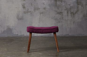 Curvo. Stool 01_fabric