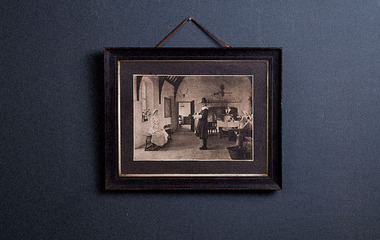Antique frame 04