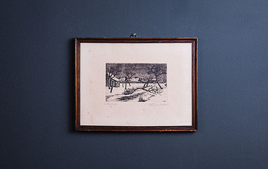 Antique frame 01